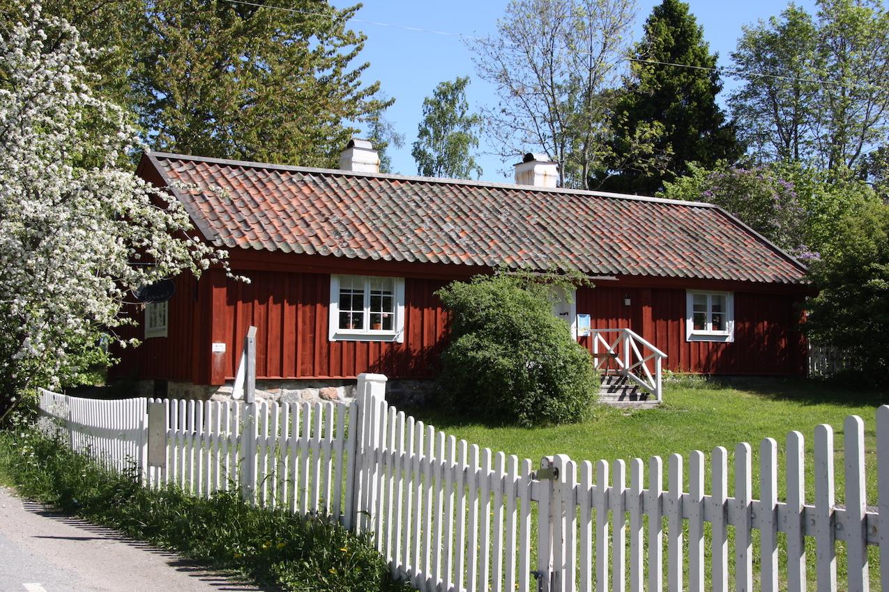 Ornö Museum Foto © Anki Lekberg