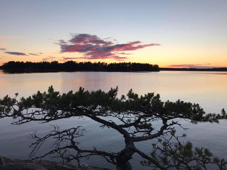Utsikt från Västra Hässelmara Foto © Marie Huss